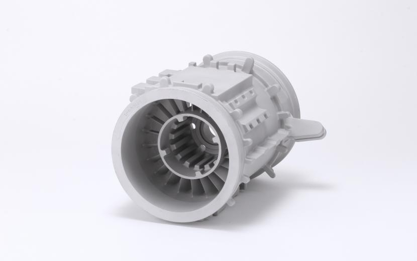 stator housing for aerospace