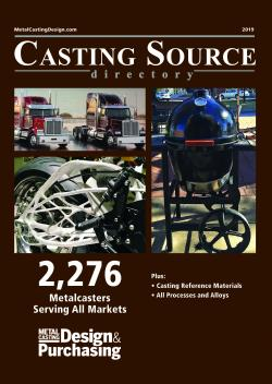 2019 Casting Source Directory